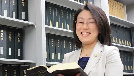 弁護士 角家 理佳